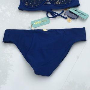 Luli Fama Swim - ⭐️ Luli Fama - Lacy Bikini Swim Bottom